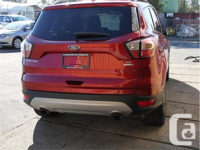 2017 Ford Escape SE  - 4X4 - Nav - Bluetooth - Heated