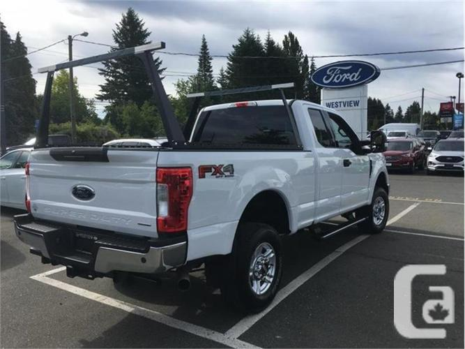 2017 Ford F-250 4WD SuperCab 148
