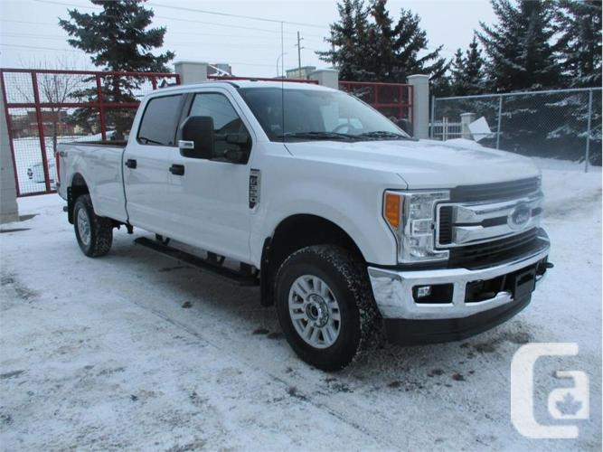 2017 ford f 350 super duty xlt for sale in fort st john british columbia classifieds. Black Bedroom Furniture Sets. Home Design Ideas