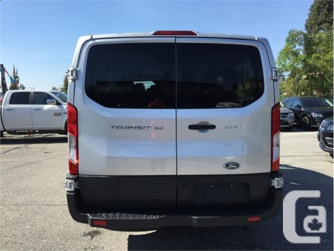 2017 Ford Transit Wagon XL  -8 Seater