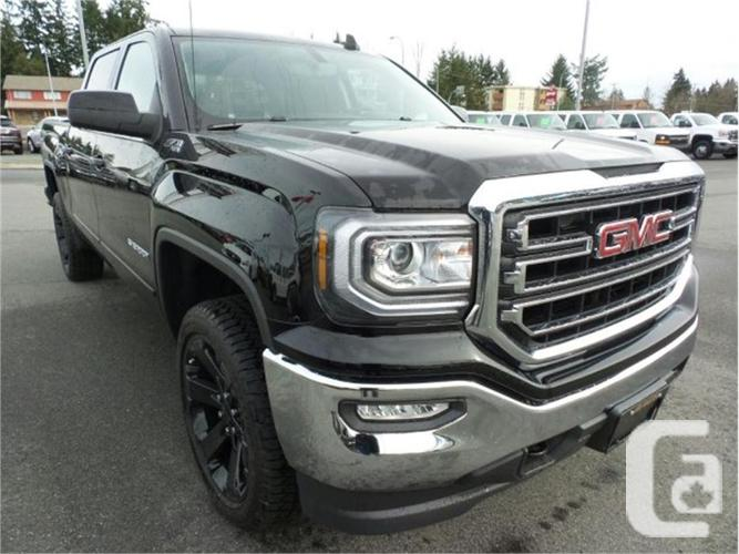 2017 gmc sierra 1500 sle for sale in nanaimo british columbia classifieds. Black Bedroom Furniture Sets. Home Design Ideas