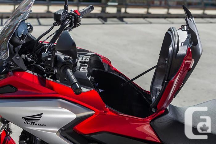 2017 Honda NC750X DCT