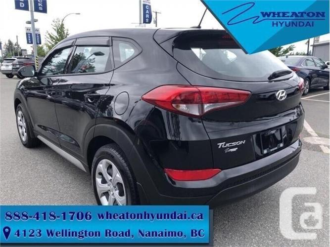 2017 Hyundai Tucson - Siriusxm -  Bluetooth - $145.05
