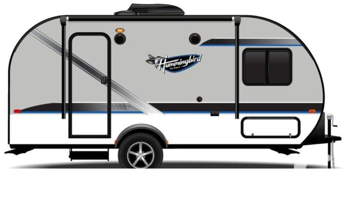 Awesome Hummingbird, Jayco RV The Ultra Light Hummingbird Is The Newest Addition To The Jayco Lineup Of Travel Trailers Weighing In At About 3,000 Pounds And Packed With Features And Modern Conveniences, Its The Definition Of Towable Fun