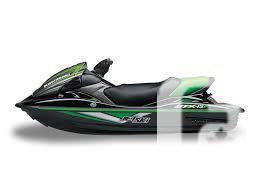 2017 Kawasaki STX-15F