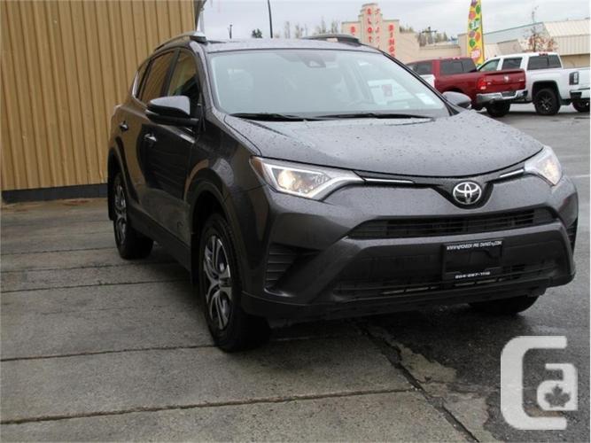2017 Toyota Rav4 AWD LE  - Heated Seats -  Bluetooth