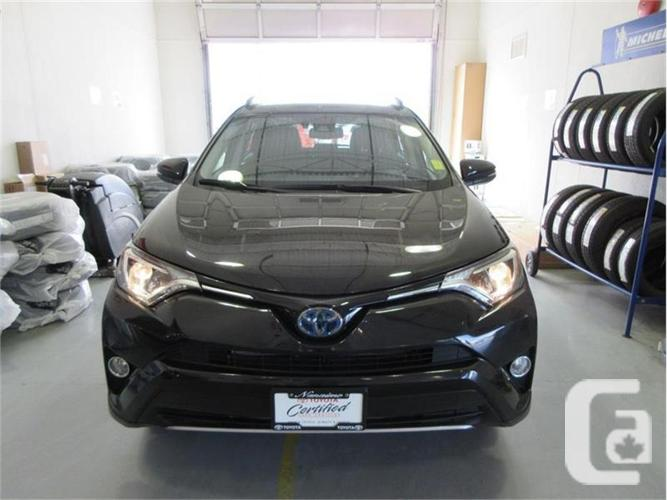 2017 Toyota Rav4 Hybrid 4dr For Sale In Nanaimo British Columbia