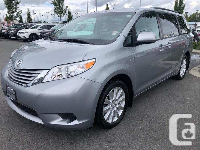 2017 Toyota Sienna LE AWD 7 Passenger No Accidents