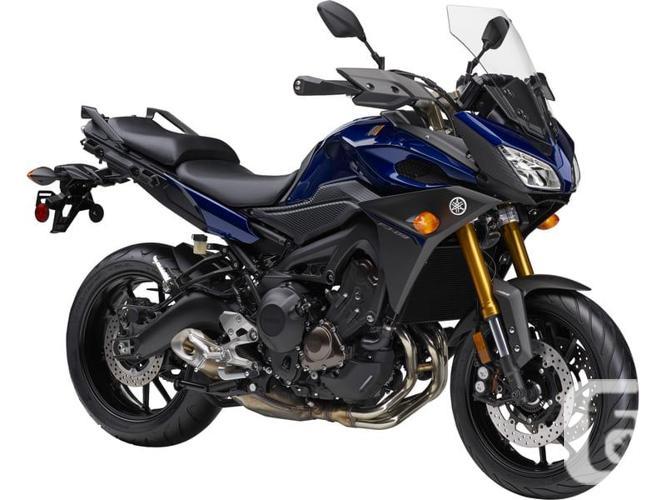 2017 Yamaha Fj 09 Sport Bike Brand New Blue For Sale