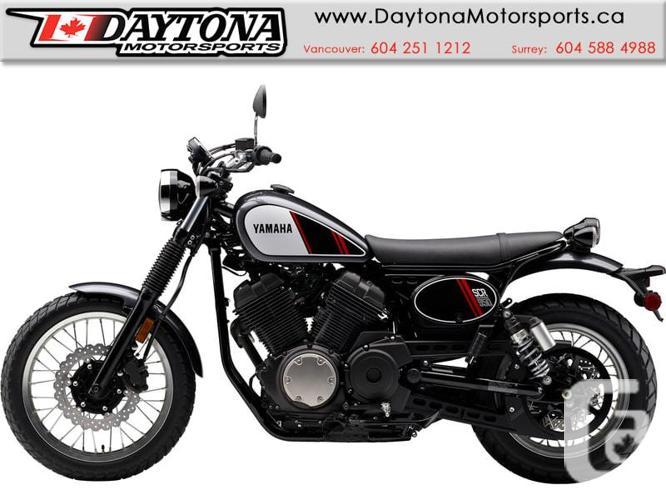 2017 Yamaha SCR 950 Street Motorcycle  * SALE!!! *