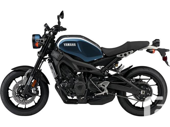 2017 Yamaha XSR900 Street Bike  * BRAND NEW *