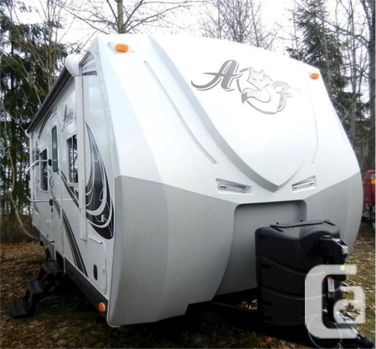 2018 Arctic Fox Classic 22g For Sale In Courtenay British Columbia Classifieds Canadianlisted Com
