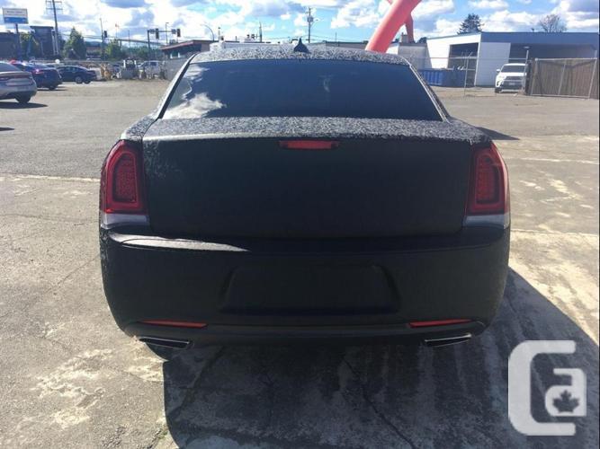 2018 Chrysler 300 300S LEATHER