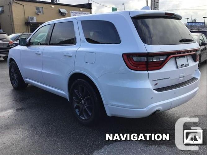 2018 Dodge Durango R/T  - 360HP - HEMI - NAVI - Leather