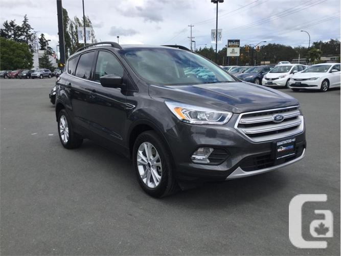 2018 Ford Escape SEL- NAV Keyless Ignition 4X4