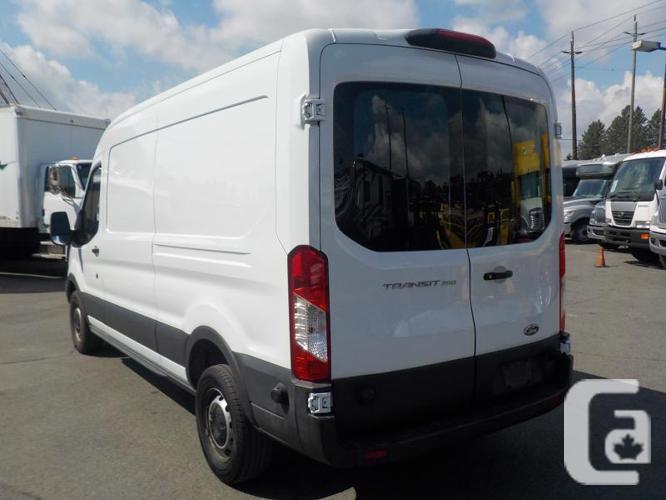 2018 Ford Transit 250 Van Medium Roof 148 inch Wheelbase