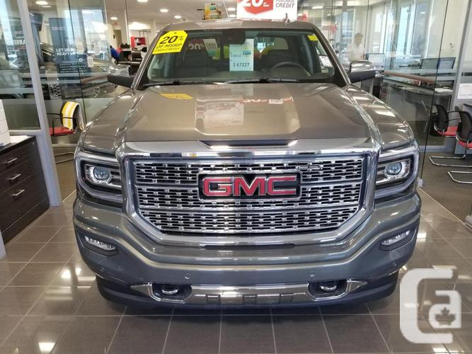 2018 Gmc Sierra 1500 Denali Courtesy Of Davis Customs For Sale