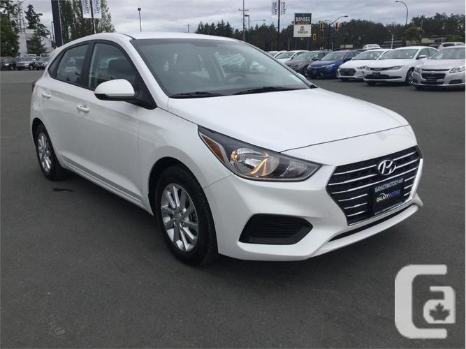 2018 Hyundai Accent GL- Bluetooth Back Up Camera Heated