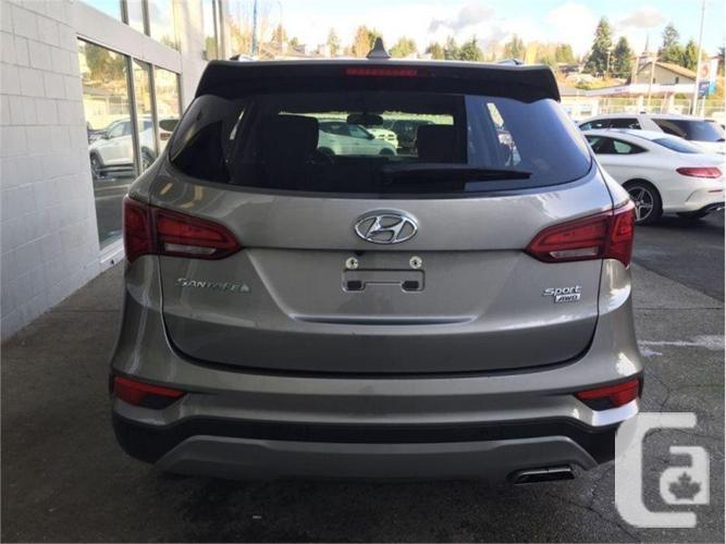 2018 Hyundai Santa Fe Sport SPORT 2.4  - Heated Seats -