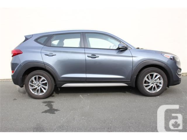 2018 Hyundai Tucson SE 2.0L