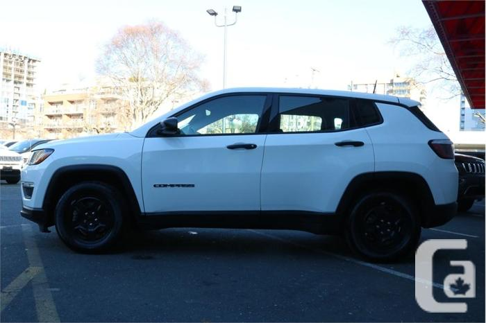 2018 Jeep Compass Sport, One Owner