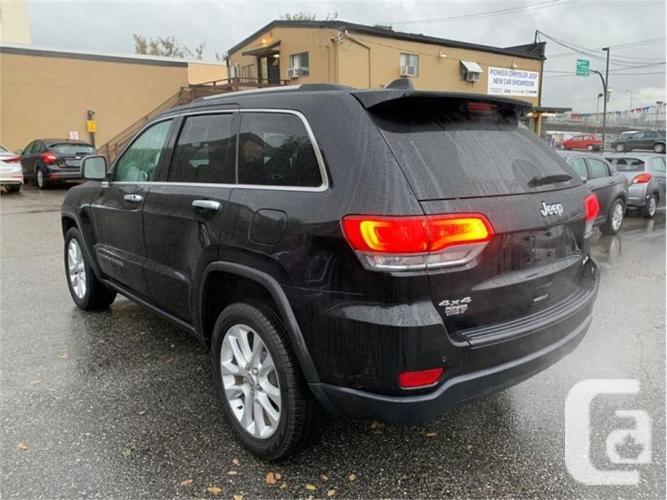 2018 Jeep Grand Cherokee Laredo 4x4  -$240 bi/w