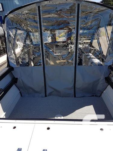 2018 Northwest Boats 208 Seastar Outboard
