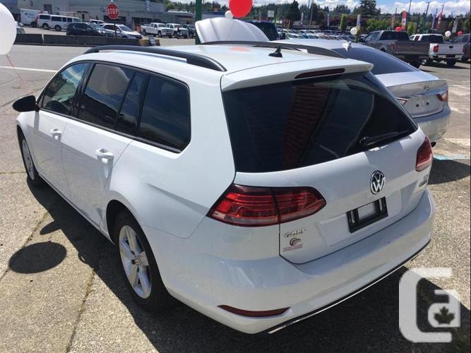 2018 Volkswagen Golf TSI S 4Motion 6A