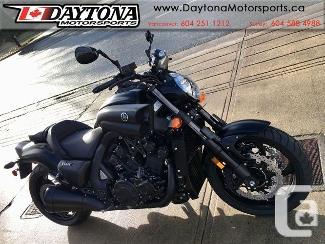 2018 Yamaha VMAX 1700 Sport Motorcycle * Truly in a class of its own ! * in  Vancouver, British Columbia for sale