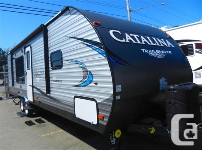2019 Catalina Trailblazer 26TH Toy Hauler