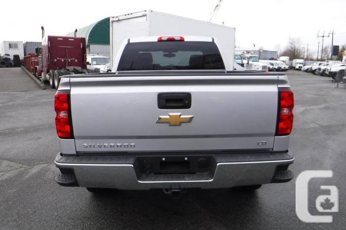 2019 Chevrolet Silverado 1500 Double Cab Short Box 4WD