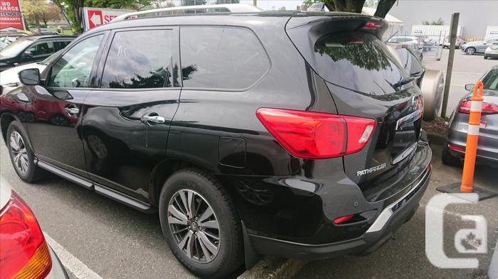 2019 Nissan Pathfinder SV Tech - Black – ONLY $38,988!