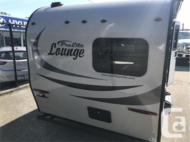 2019 Roulottes ProLite Lounge 14