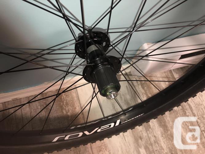 2019 Roval Traverse 29 Boost MTB Wheelset, 30mm Width,