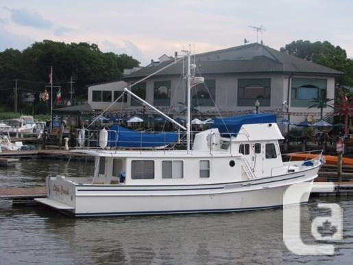 $208,000 2003 Pacific Trawler 40 Boat for Sale