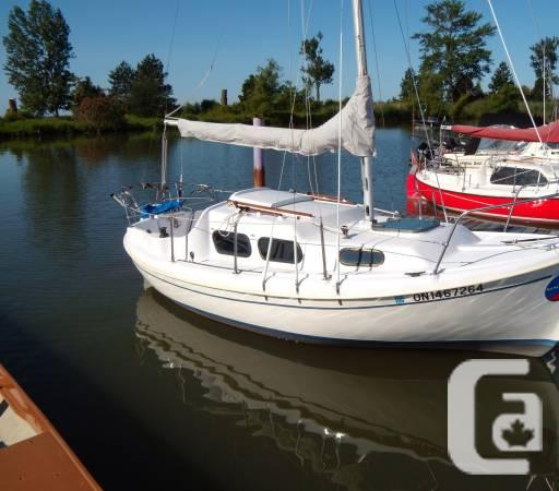 20ft Halman Pocket Cruiser - $7490 in Toronto, Ontario for sale