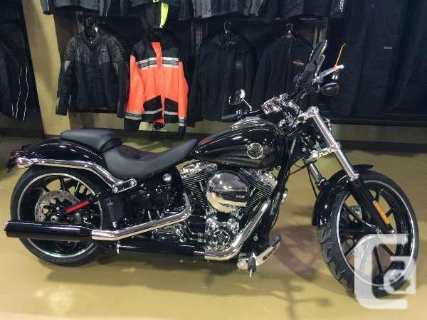 2016 harley davidson breakout motorcycle for sale for sale. Black Bedroom Furniture Sets. Home Design Ideas