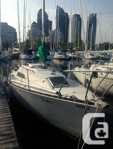 $21,900 1984 C&C C&C 29 MKII Boat for Sale