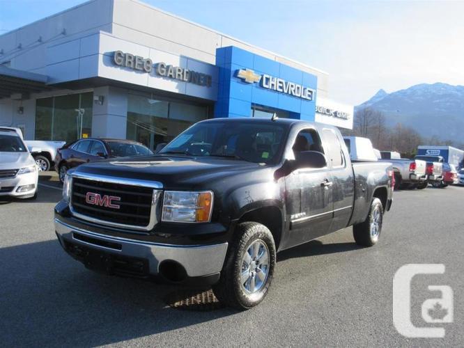 $21,980 Used 2011 GMC Sierra SLE