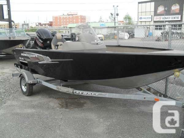 $21,999 2015 Princecraft Nanook DLX SC Boat for Sale