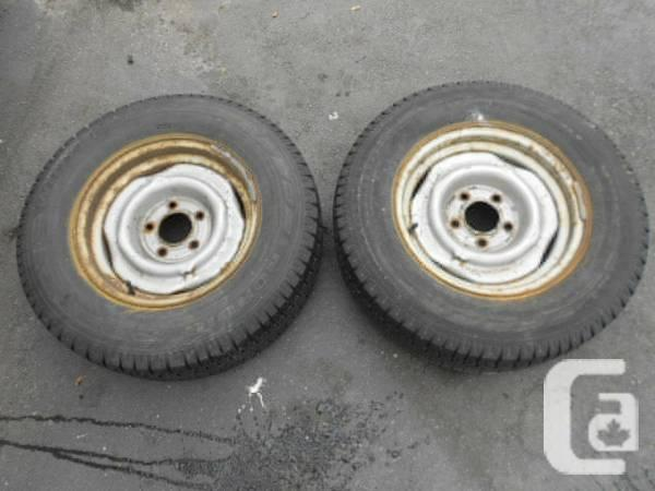 215/75/R16 Nordic Winter Tiger Paw Tires For Sale -
