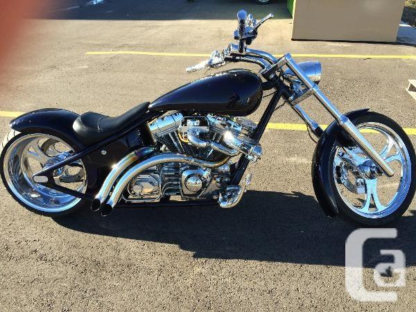 $22,000 2002 Other Custom chopper Motorcycle for Sale