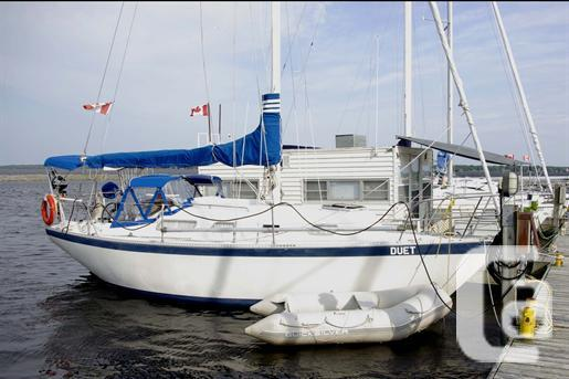 $22,900 1982 Hughes Columbia 8.7 Sloop Boat for Sale