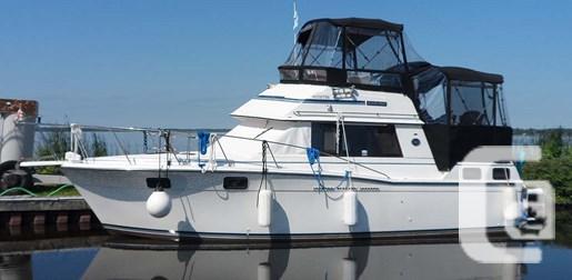 $22,900 1989 CARVER 3207 AFT CABIN Boat for Sale