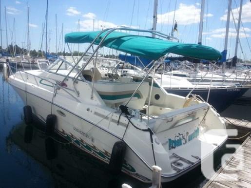 $22,900 1995 Rinker 280 Fiesta Vee Boat for Sale