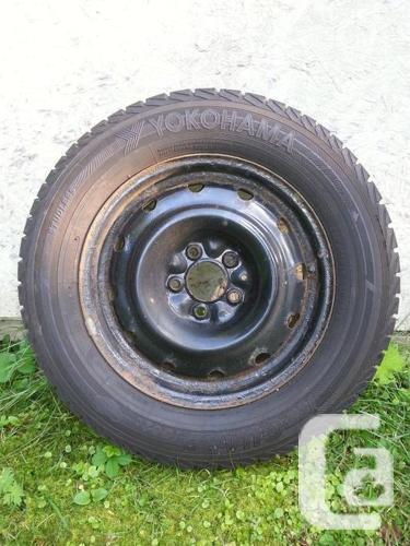 Winter Tires Quebec >> 225 60 R16 Yokohama Ice Guard In Denholm Quebec For Sale