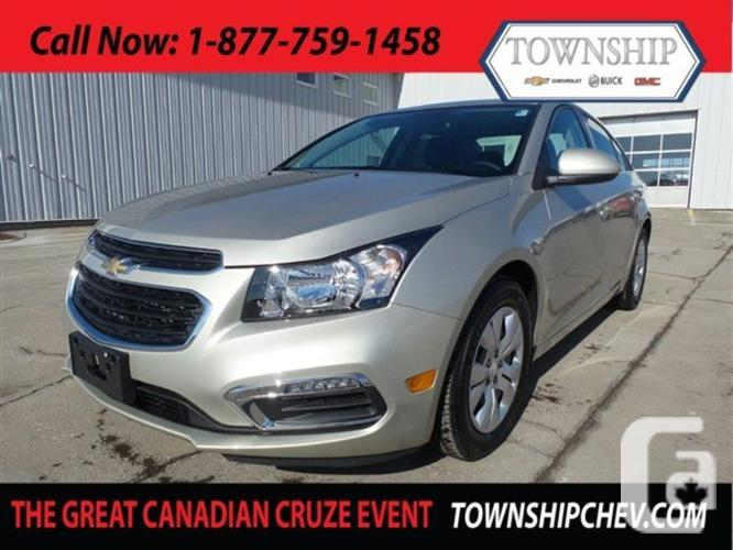 $23,890 Weekly New 2016 Chevrolet Cruze Limited LT - 24