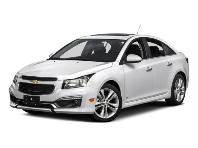 $23,890 New 2016 Chevrolet Cruze Limited LT