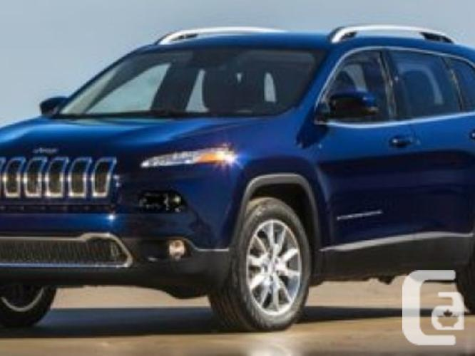 weekly used 2015 jeep cherokee 4wd sport finance bi weekly for sale in. Black Bedroom Furniture Sets. Home Design Ideas