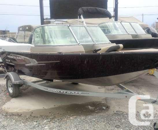 $23,999 2016 Princecraft Holiday DLX WS Boat for Sale